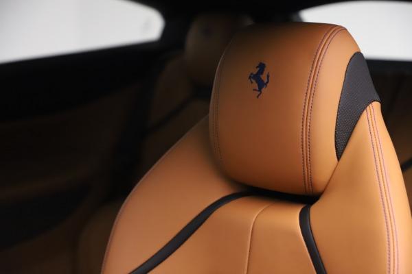 Used 2017 Ferrari GTC4Lusso for sale $231,900 at Maserati of Westport in Westport CT 06880 21