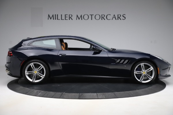 Used 2017 Ferrari GTC4Lusso for sale $221,900 at Maserati of Westport in Westport CT 06880 9