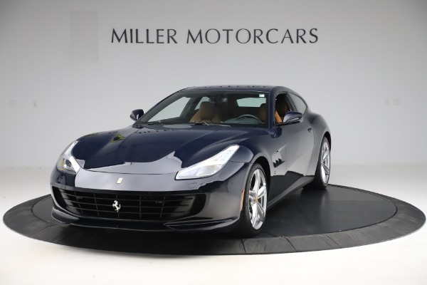 Used 2017 Ferrari GTC4Lusso for sale $221,900 at Maserati of Westport in Westport CT 06880 1