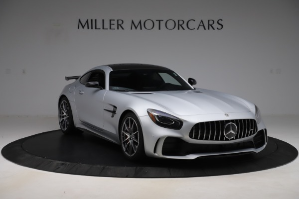 Used 2018 Mercedes-Benz AMG GT R for sale Sold at Maserati of Westport in Westport CT 06880 11