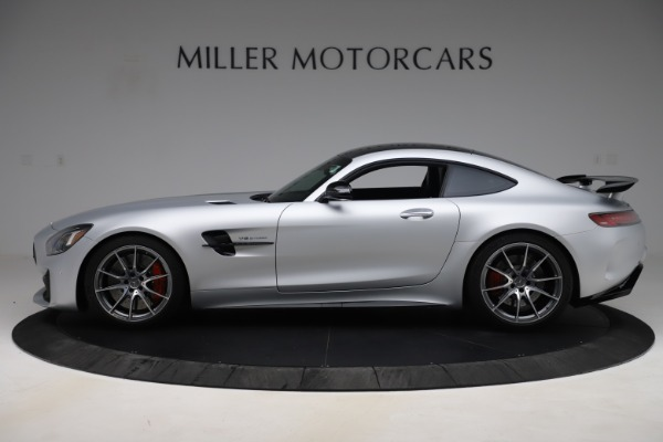 Used 2018 Mercedes-Benz AMG GT R for sale Sold at Maserati of Westport in Westport CT 06880 3