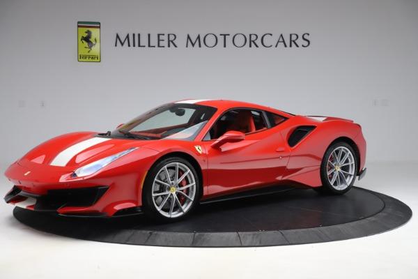Used 2019 Ferrari 488 Pista for sale $449,900 at Maserati of Westport in Westport CT 06880 2