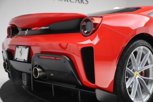 Used 2019 Ferrari 488 Pista for sale $449,900 at Maserati of Westport in Westport CT 06880 25