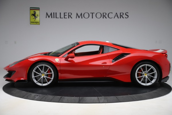 Used 2019 Ferrari 488 Pista for sale $449,900 at Maserati of Westport in Westport CT 06880 3