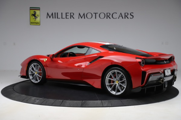 Used 2019 Ferrari 488 Pista for sale $449,900 at Maserati of Westport in Westport CT 06880 4