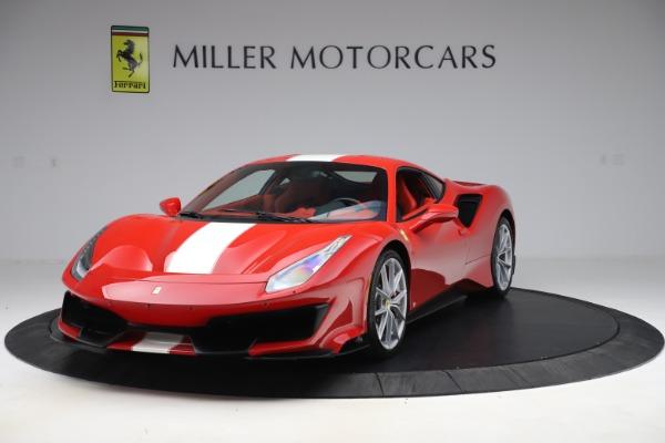 Used 2019 Ferrari 488 Pista for sale $449,900 at Maserati of Westport in Westport CT 06880 1