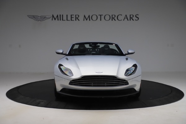 Used 2020 Aston Martin DB11 Volante Convertible for sale $240,411 at Maserati of Westport in Westport CT 06880 11