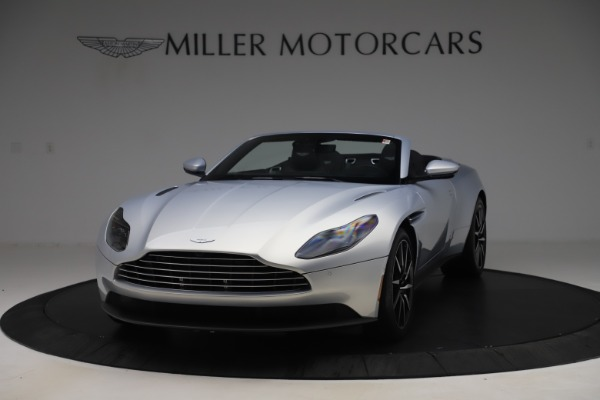 Used 2020 Aston Martin DB11 Volante Convertible for sale $240,411 at Maserati of Westport in Westport CT 06880 12