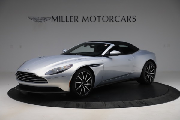 Used 2020 Aston Martin DB11 Volante Convertible for sale $240,411 at Maserati of Westport in Westport CT 06880 13