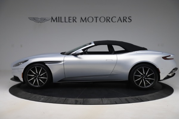 Used 2020 Aston Martin DB11 Volante Convertible for sale $240,411 at Maserati of Westport in Westport CT 06880 14