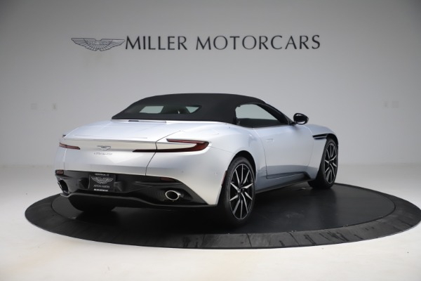 Used 2020 Aston Martin DB11 Volante Convertible for sale $240,411 at Maserati of Westport in Westport CT 06880 16