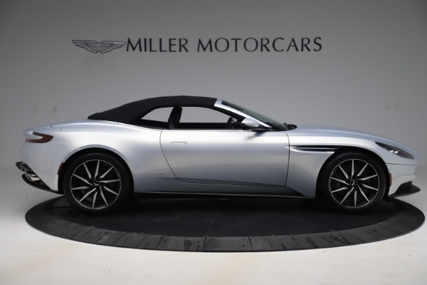 Used 2020 Aston Martin DB11 Volante Convertible for sale $240,411 at Maserati of Westport in Westport CT 06880 17