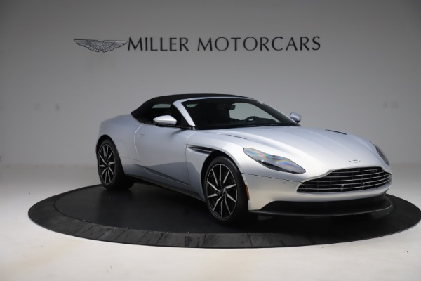 Used 2020 Aston Martin DB11 Volante Convertible for sale $240,411 at Maserati of Westport in Westport CT 06880 19
