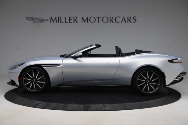 Used 2020 Aston Martin DB11 Volante Convertible for sale $240,411 at Maserati of Westport in Westport CT 06880 2