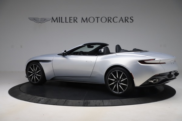 Used 2020 Aston Martin DB11 Volante Convertible for sale $240,411 at Maserati of Westport in Westport CT 06880 3