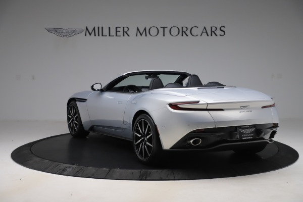 Used 2020 Aston Martin DB11 Volante Convertible for sale $240,411 at Maserati of Westport in Westport CT 06880 4