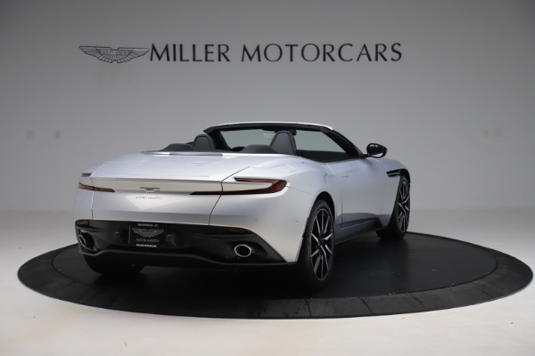 Used 2020 Aston Martin DB11 Volante Convertible for sale $240,411 at Maserati of Westport in Westport CT 06880 6