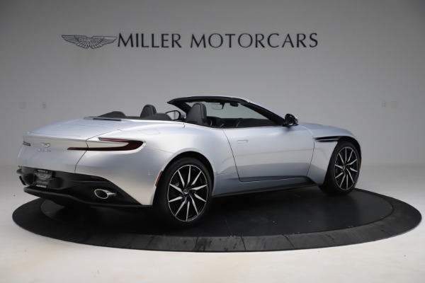 Used 2020 Aston Martin DB11 Volante Convertible for sale $240,411 at Maserati of Westport in Westport CT 06880 7