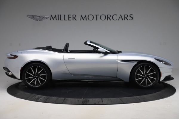 Used 2020 Aston Martin DB11 Volante Convertible for sale $240,411 at Maserati of Westport in Westport CT 06880 8