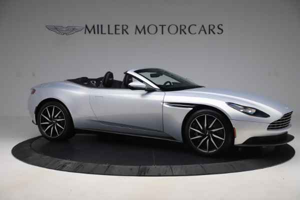 Used 2020 Aston Martin DB11 Volante Convertible for sale $240,411 at Maserati of Westport in Westport CT 06880 9