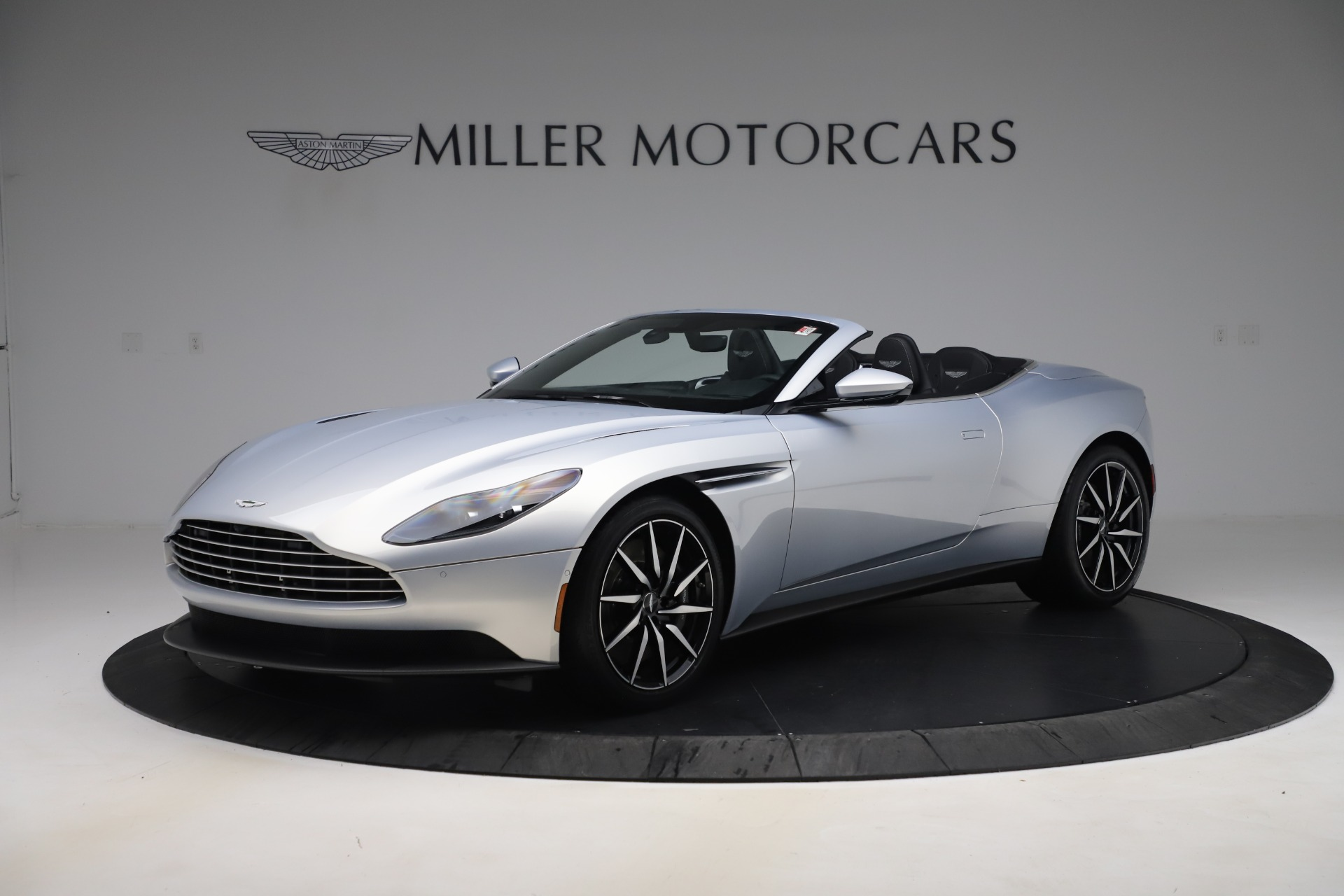 Used 2020 Aston Martin DB11 Volante Convertible for sale $240,411 at Maserati of Westport in Westport CT 06880 1