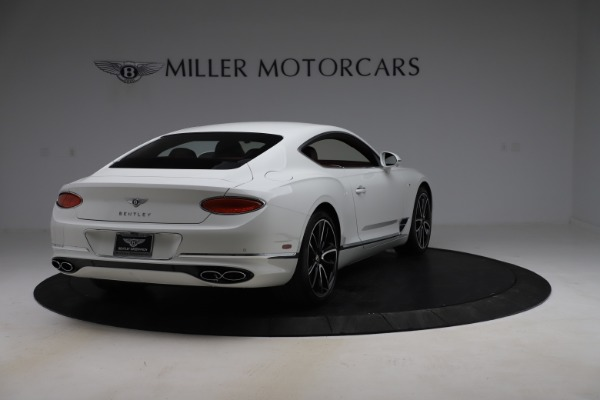 New 2020 Bentley Continental GT V8 for sale $261,360 at Maserati of Westport in Westport CT 06880 10