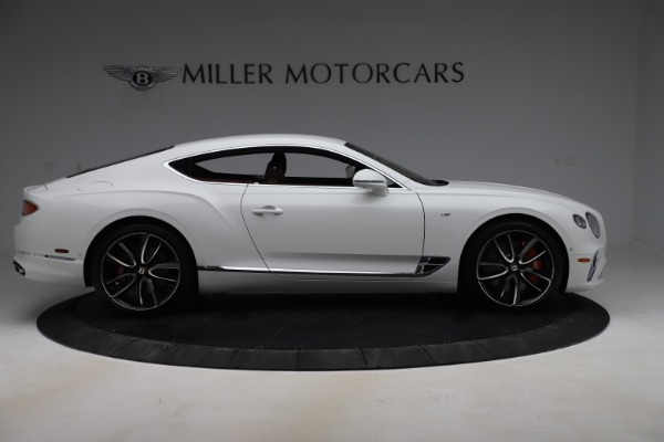 New 2020 Bentley Continental GT V8 for sale $261,360 at Maserati of Westport in Westport CT 06880 11