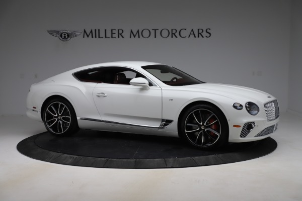 New 2020 Bentley Continental GT V8 for sale $261,360 at Maserati of Westport in Westport CT 06880 12