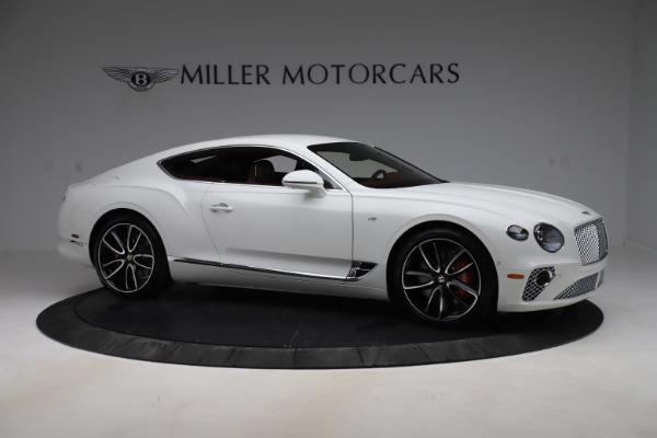 New 2020 Bentley Continental GT V8 for sale $261,360 at Maserati of Westport in Westport CT 06880 13