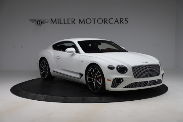 New 2020 Bentley Continental GT V8 for sale $261,360 at Maserati of Westport in Westport CT 06880 14