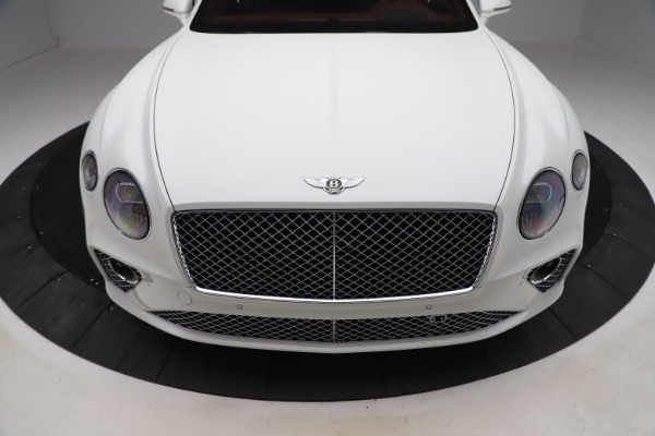 New 2020 Bentley Continental GT V8 for sale $261,360 at Maserati of Westport in Westport CT 06880 16