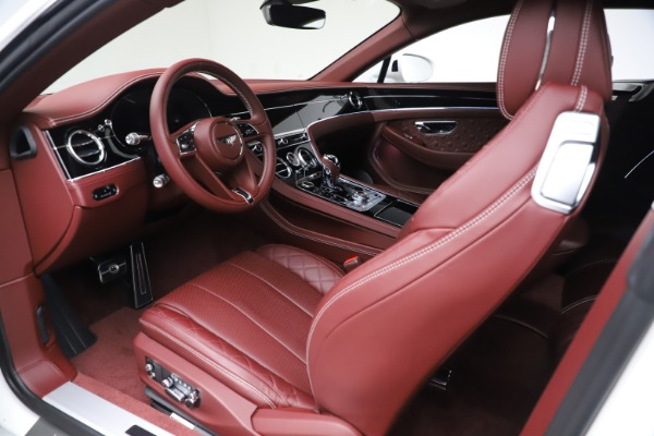 New 2020 Bentley Continental GT V8 for sale $261,360 at Maserati of Westport in Westport CT 06880 21