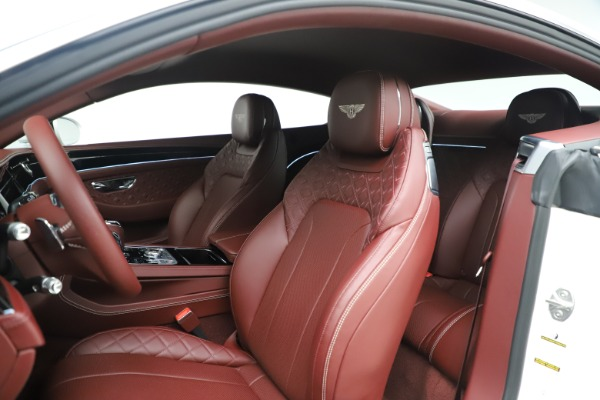 New 2020 Bentley Continental GT V8 for sale $261,360 at Maserati of Westport in Westport CT 06880 23