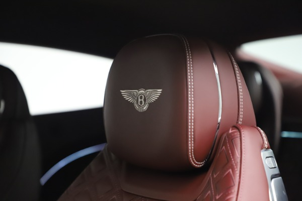 New 2020 Bentley Continental GT V8 for sale $261,360 at Maserati of Westport in Westport CT 06880 24
