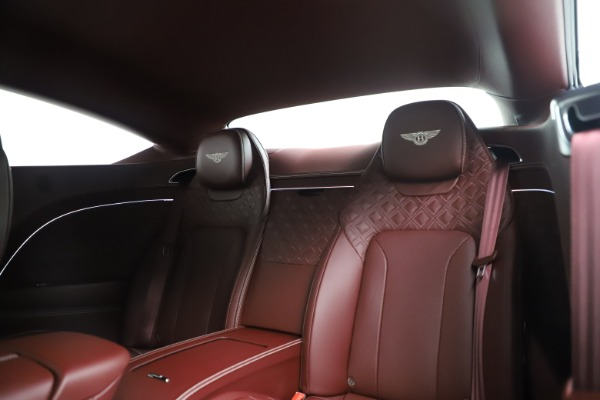 New 2020 Bentley Continental GT V8 for sale $261,360 at Maserati of Westport in Westport CT 06880 26