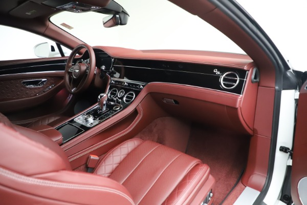 New 2020 Bentley Continental GT V8 for sale $261,360 at Maserati of Westport in Westport CT 06880 28
