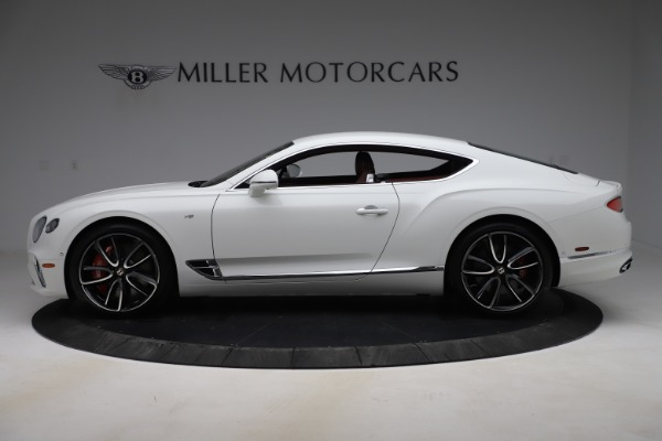 New 2020 Bentley Continental GT V8 for sale $261,360 at Maserati of Westport in Westport CT 06880 4