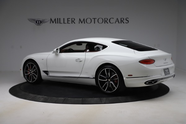 New 2020 Bentley Continental GT V8 for sale $261,360 at Maserati of Westport in Westport CT 06880 5