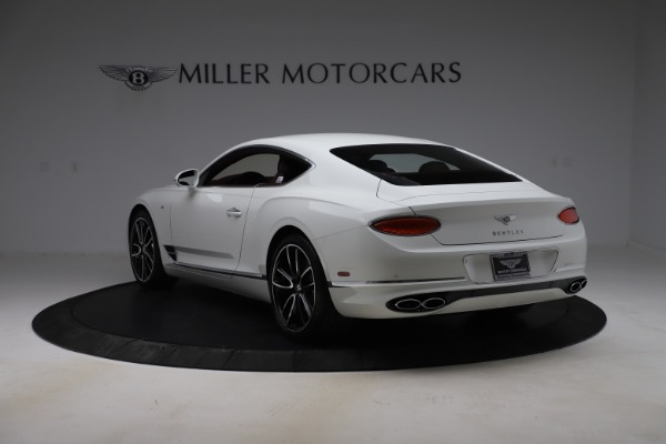 New 2020 Bentley Continental GT V8 for sale $261,360 at Maserati of Westport in Westport CT 06880 6