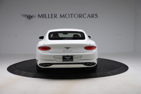 New 2020 Bentley Continental GT V8 for sale $261,360 at Maserati of Westport in Westport CT 06880 7