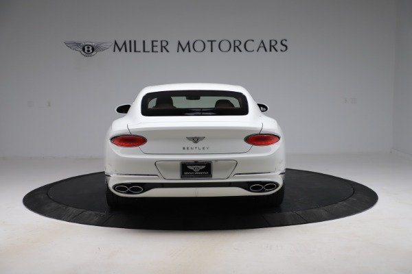 New 2020 Bentley Continental GT V8 for sale $261,360 at Maserati of Westport in Westport CT 06880 8