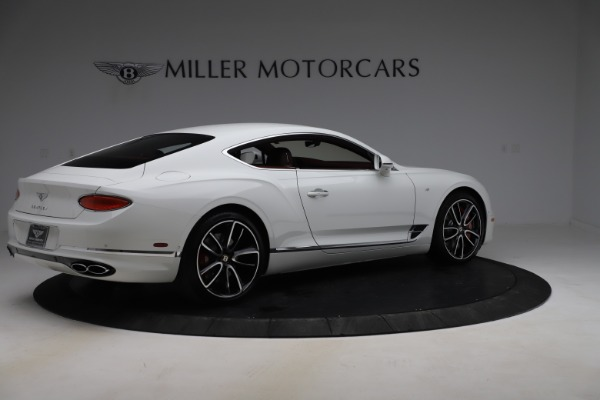New 2020 Bentley Continental GT V8 for sale $261,360 at Maserati of Westport in Westport CT 06880 9