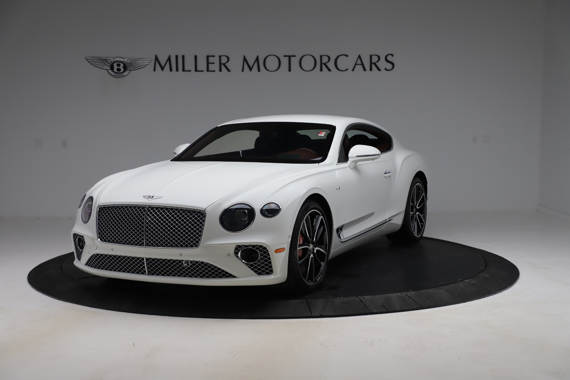 New 2020 Bentley Continental GT V8 for sale $261,360 at Maserati of Westport in Westport CT 06880 1