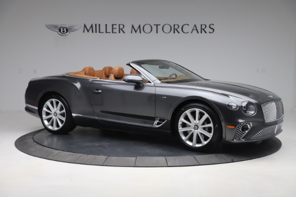 New 2020 Bentley Continental GTC V8 for sale $266,665 at Maserati of Westport in Westport CT 06880 10