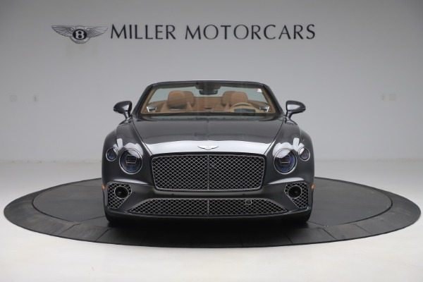 New 2020 Bentley Continental GTC V8 for sale $266,665 at Maserati of Westport in Westport CT 06880 13