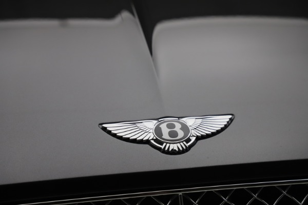 New 2020 Bentley Continental GTC V8 for sale Sold at Maserati of Westport in Westport CT 06880 14
