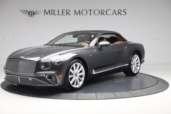 New 2020 Bentley Continental GTC V8 for sale $266,665 at Maserati of Westport in Westport CT 06880 16