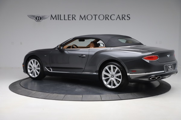 New 2020 Bentley Continental GTC V8 for sale $266,665 at Maserati of Westport in Westport CT 06880 18
