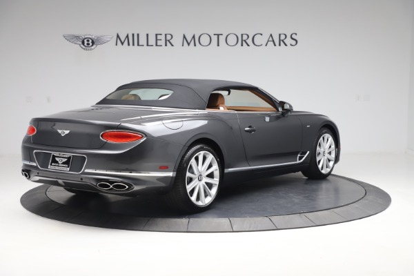 New 2020 Bentley Continental GTC V8 for sale $266,665 at Maserati of Westport in Westport CT 06880 19