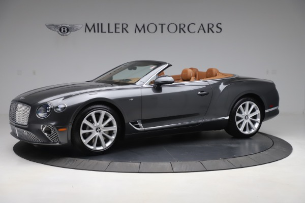 New 2020 Bentley Continental GTC V8 for sale $266,665 at Maserati of Westport in Westport CT 06880 2